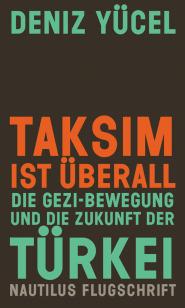"""Deniz Yücel """"Taksim ist überall"""" - Cover"""