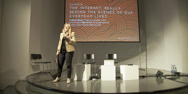 Tatiana Bazzichelli Foto: Disruption Network Lab
