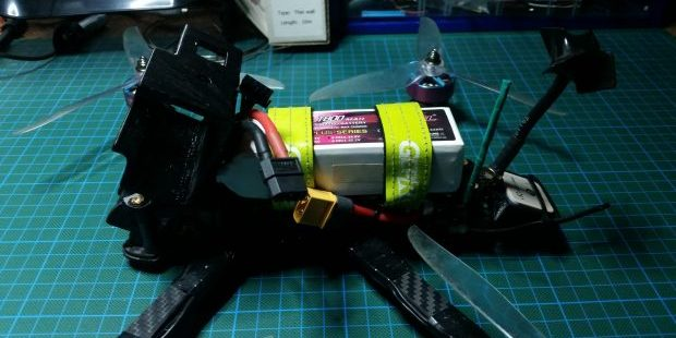Lonng Range Drohne - Ready to Fly (Foto: Ulf Schleth)